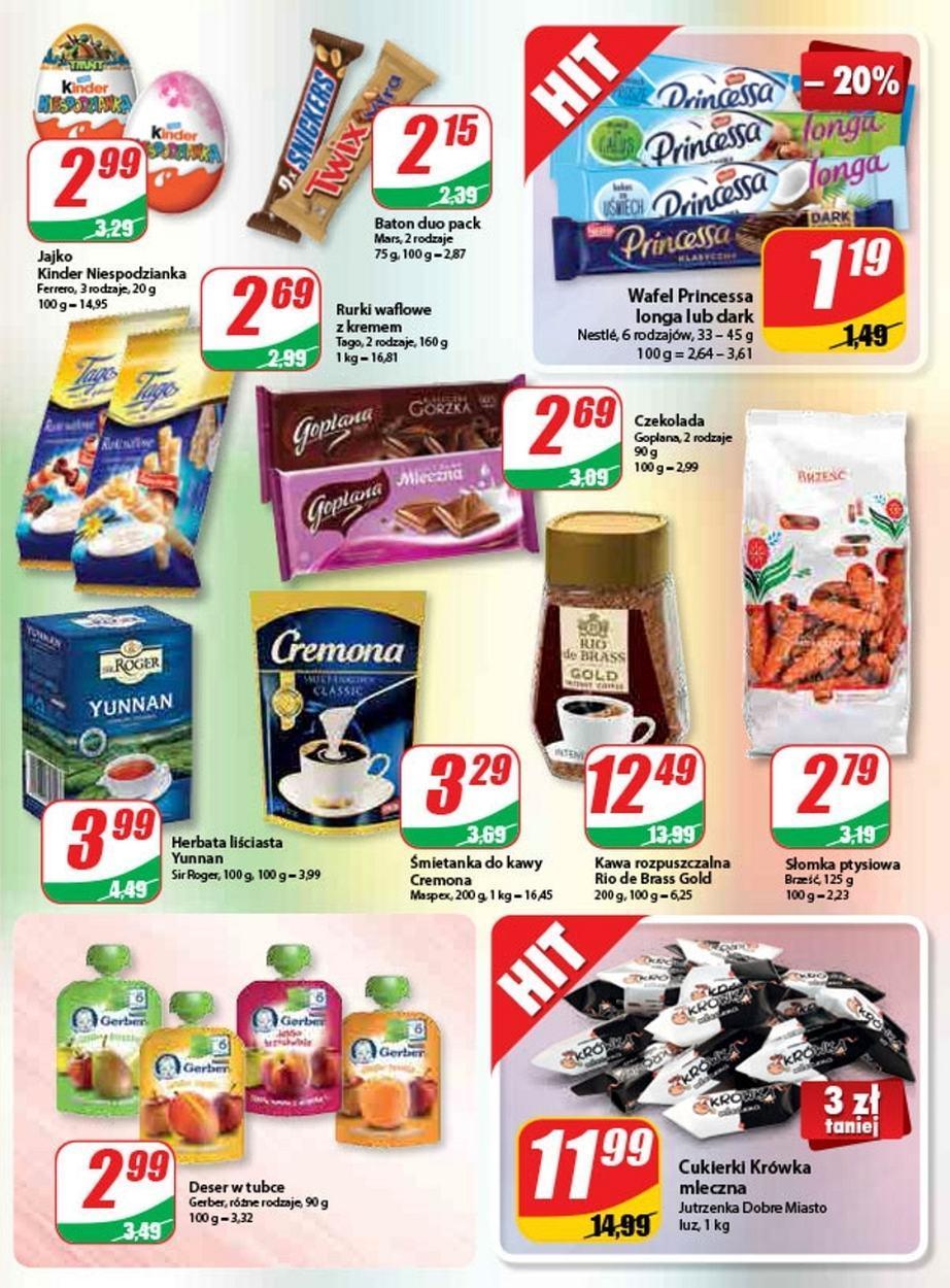 Gazetka promocyjna DINO do 26/09/2017 str.6