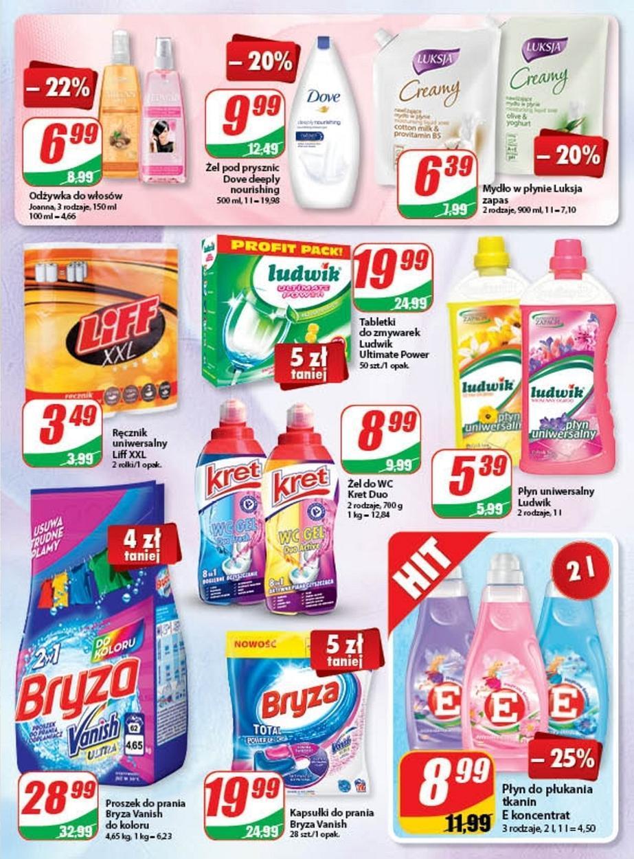 Gazetka promocyjna DINO do 05/09/2017 str.10
