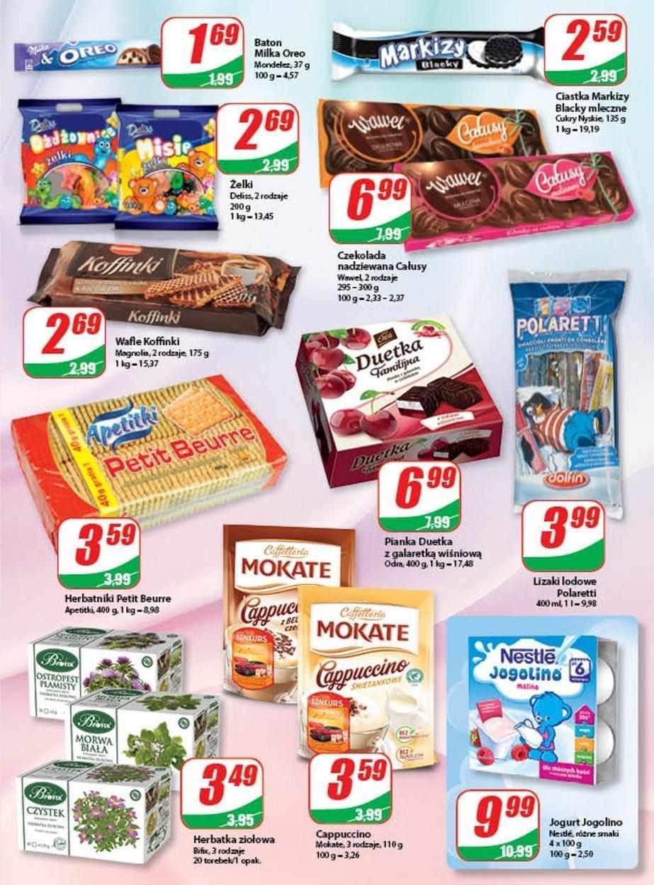 Gazetka promocyjna DINO do 05/09/2017 str.6