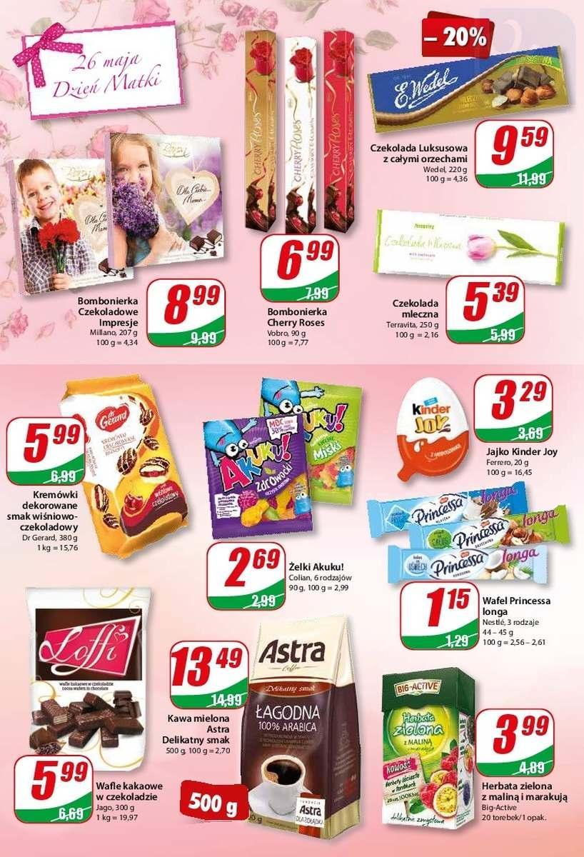 Gazetka promocyjna DINO do 29/05/2018 str.6