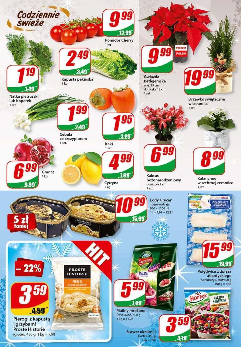 Gazetka promocyjna DINO do 24/12/2018 str.3