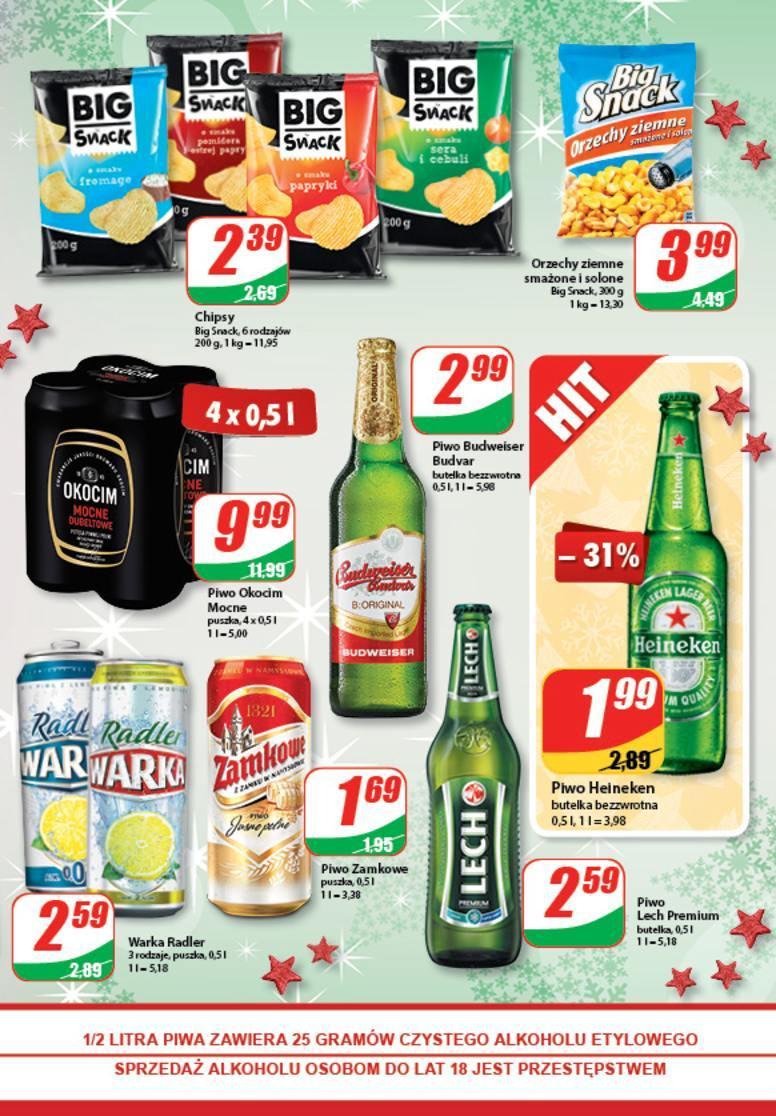 Gazetka promocyjna DINO do 26/12/2017 str.12