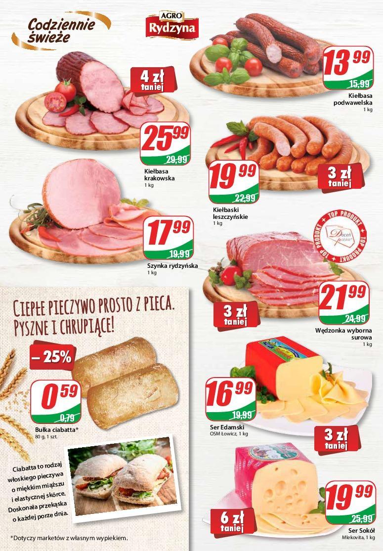 Gazetka promocyjna DINO do 24/07/2018 str.1