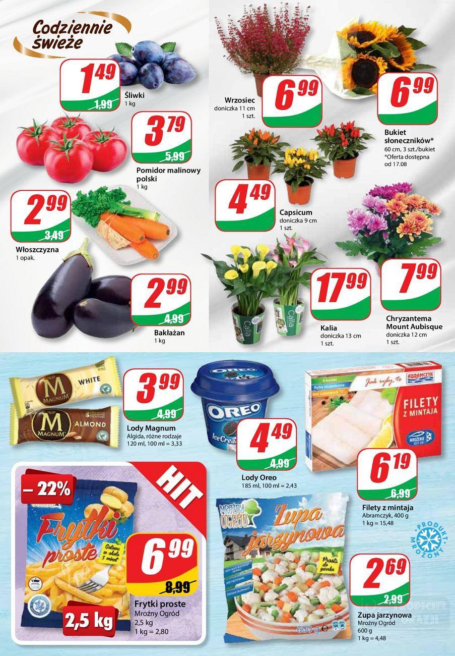 Gazetka promocyjna DINO do 21/08/2018 str.3