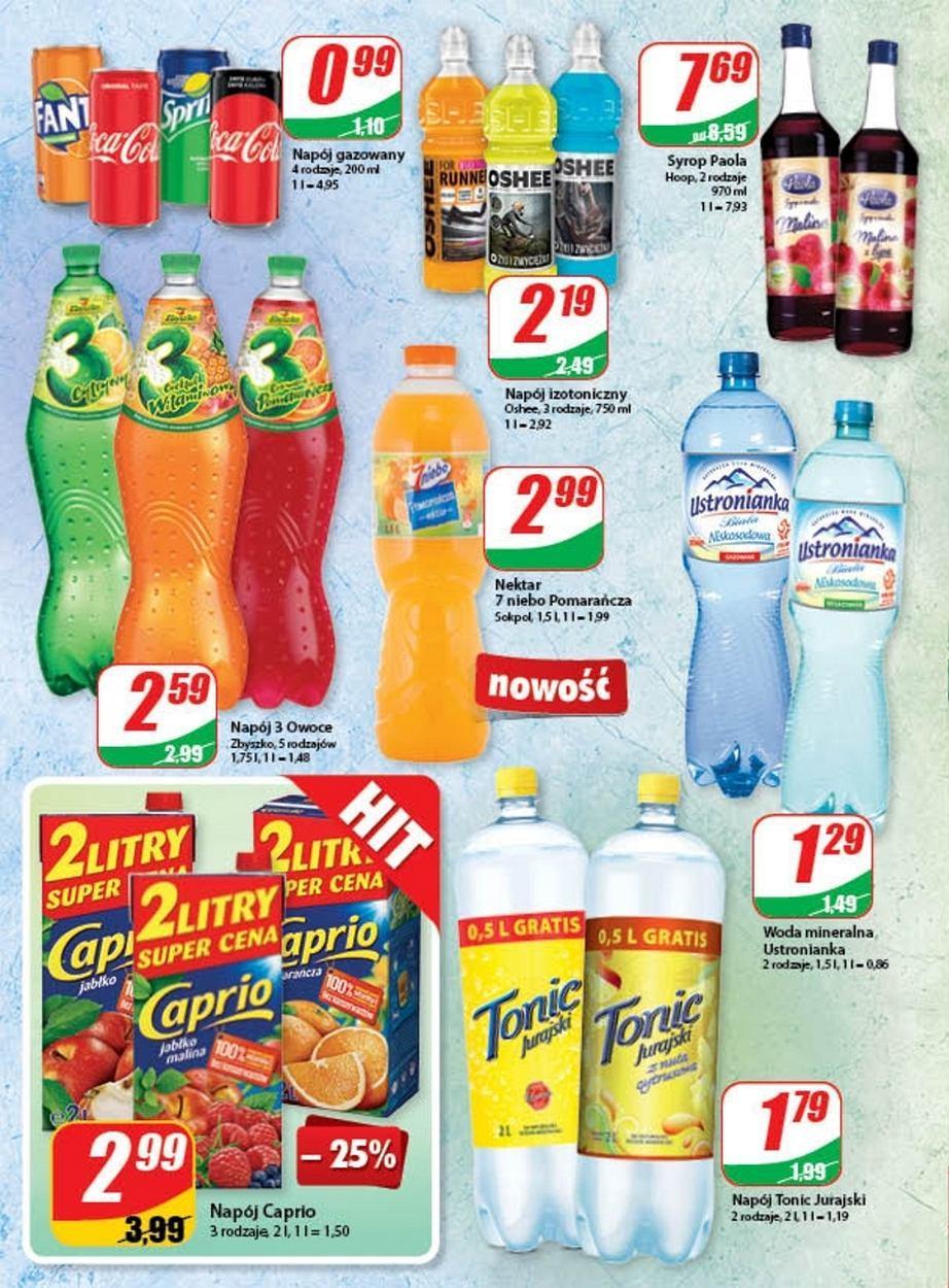 Gazetka promocyjna DINO do 05/09/2017 str.7