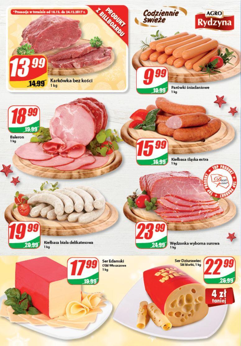 Gazetka promocyjna DINO do 26/12/2017 str.1