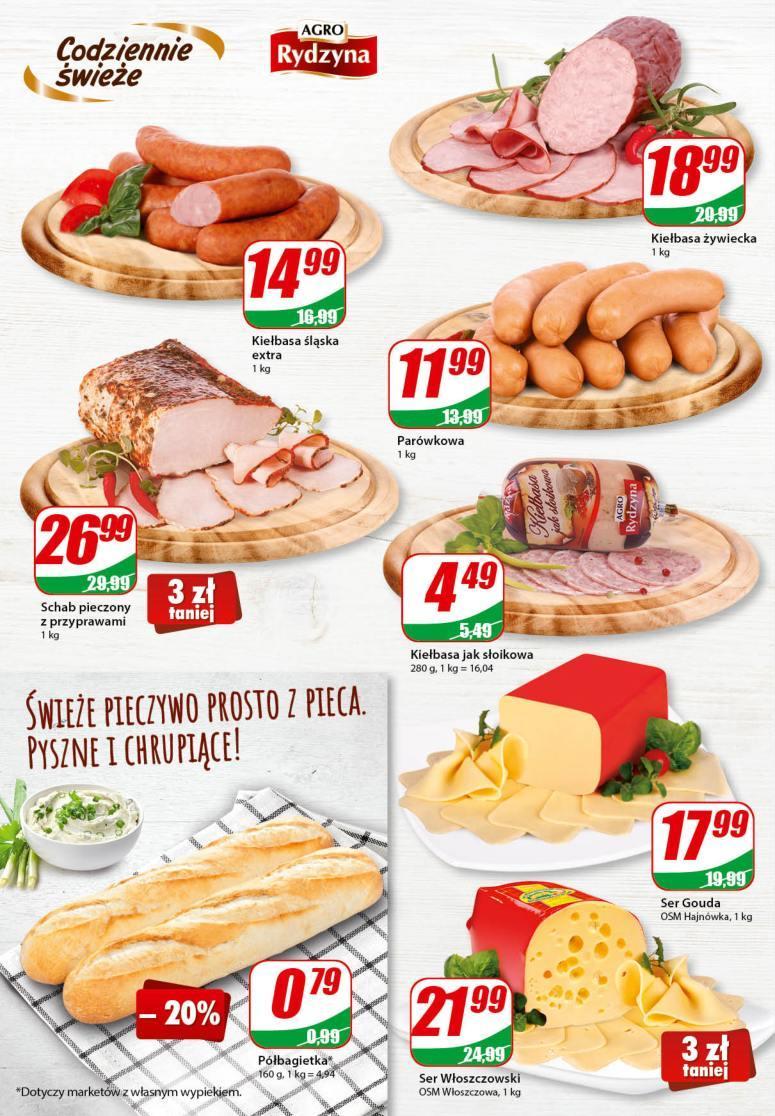 Gazetka promocyjna DINO do 20/11/2018 str.1