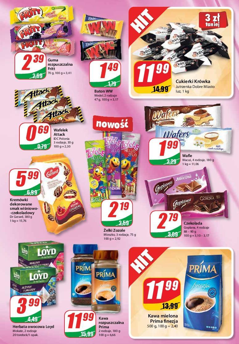 Gazetka promocyjna DINO do 24/07/2018 str.6