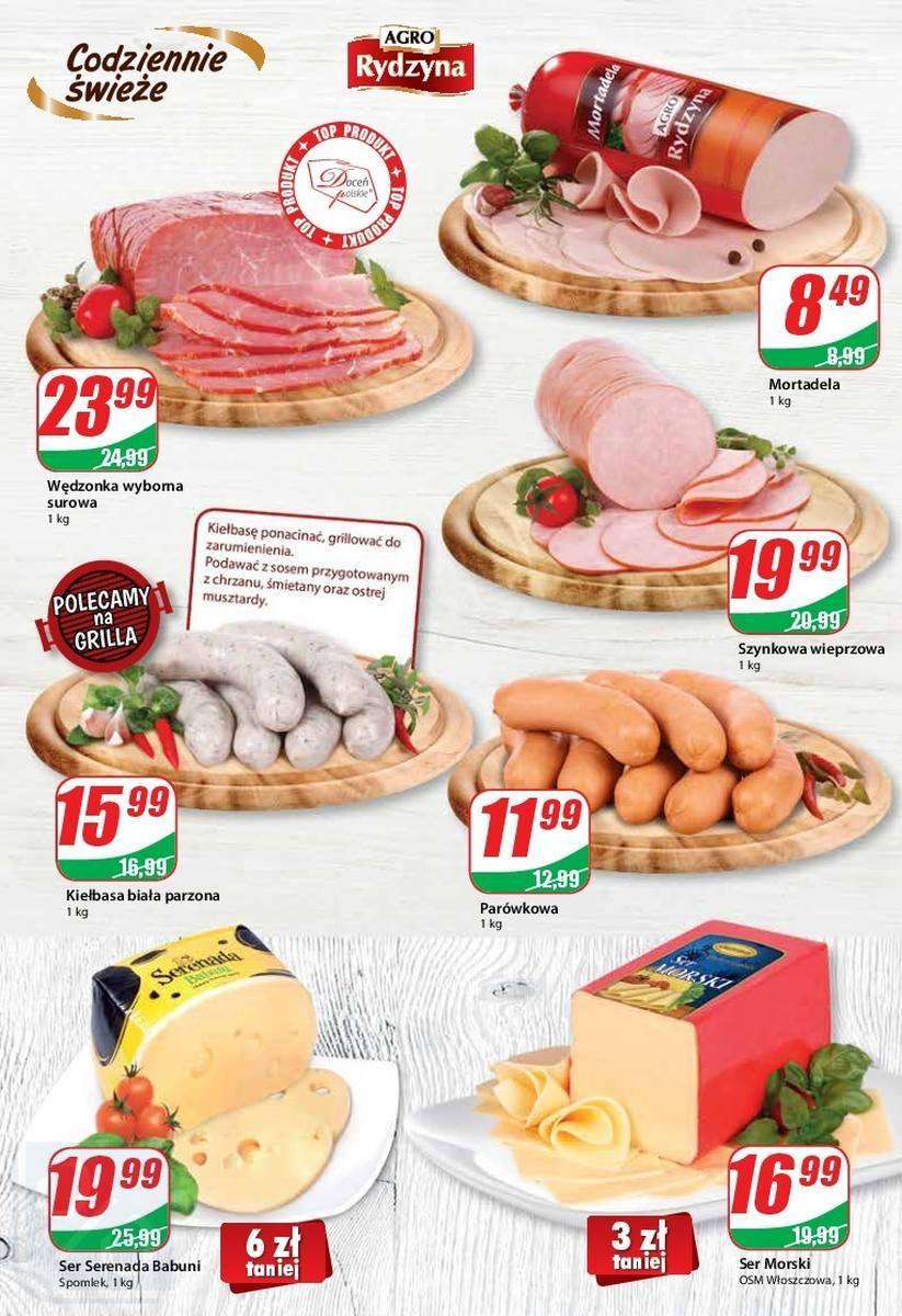 Gazetka promocyjna DINO do 05/06/2018 str.1