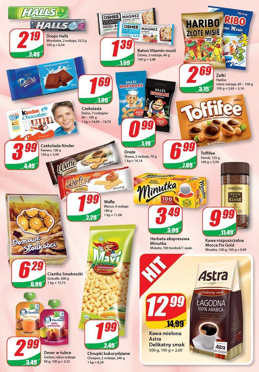 Gazetka promocyjna DINO do 10/04/2018 str.6