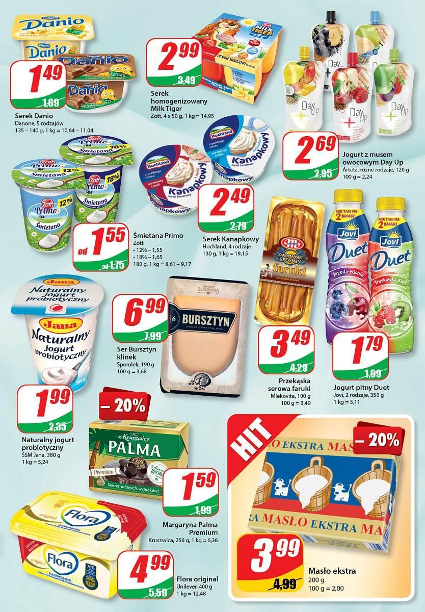 Gazetka promocyjna DINO do 24/04/2018 str.2
