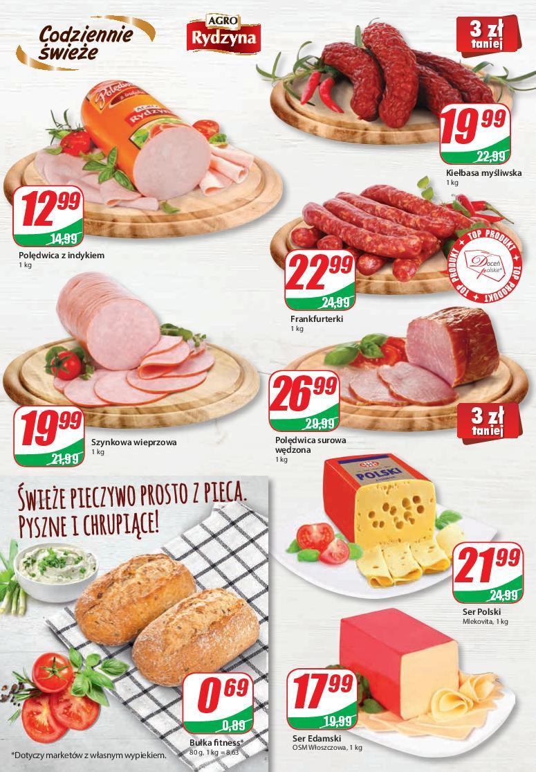 Gazetka promocyjna DINO do 30/10/2018 str.1