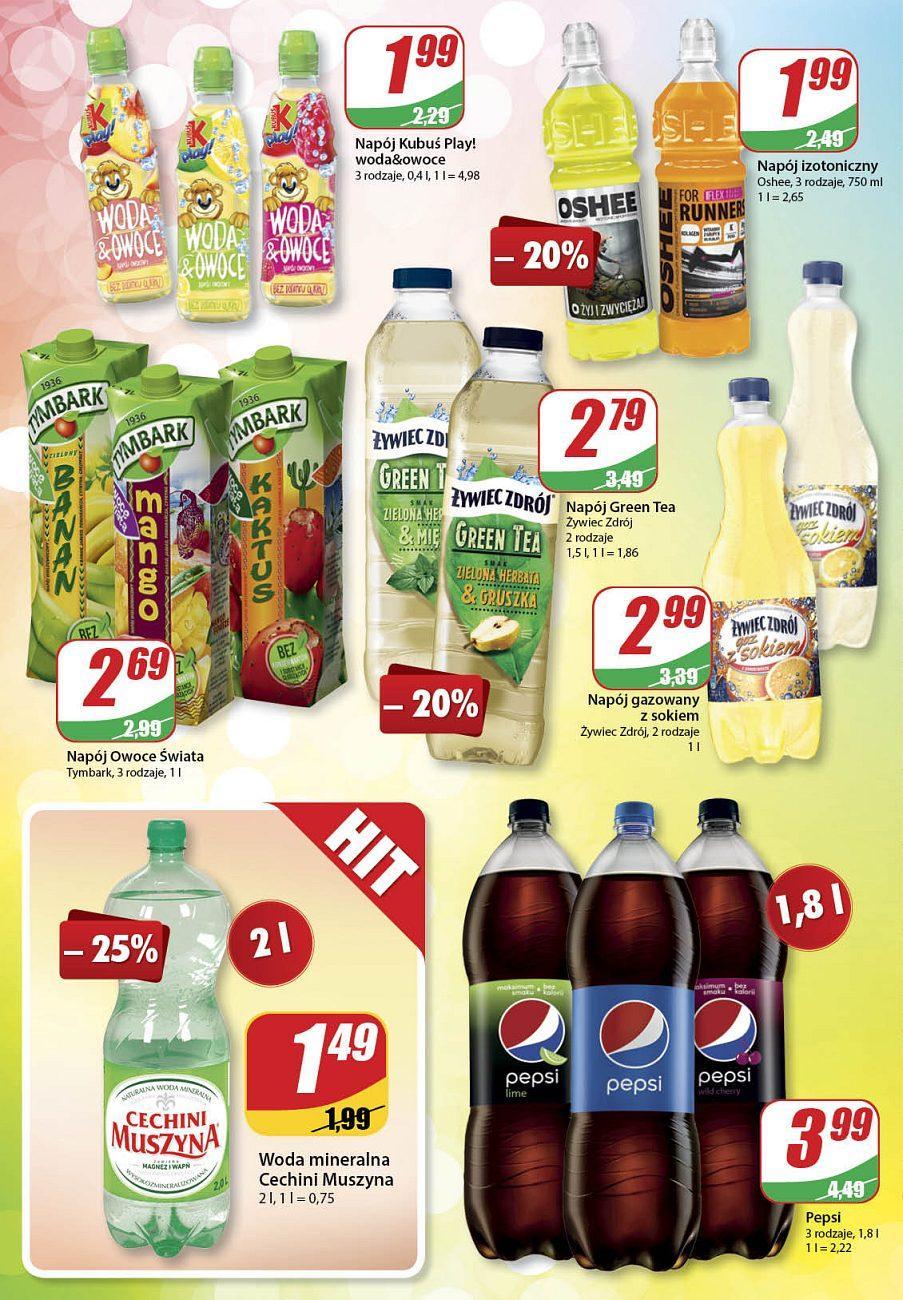 Gazetka promocyjna DINO do 15/05/2018 str.7