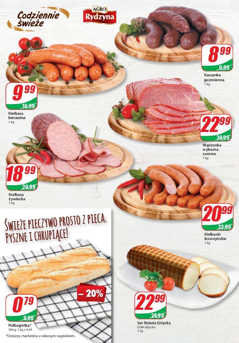 Gazetka promocyjna DINO do 09/10/2018 str.2
