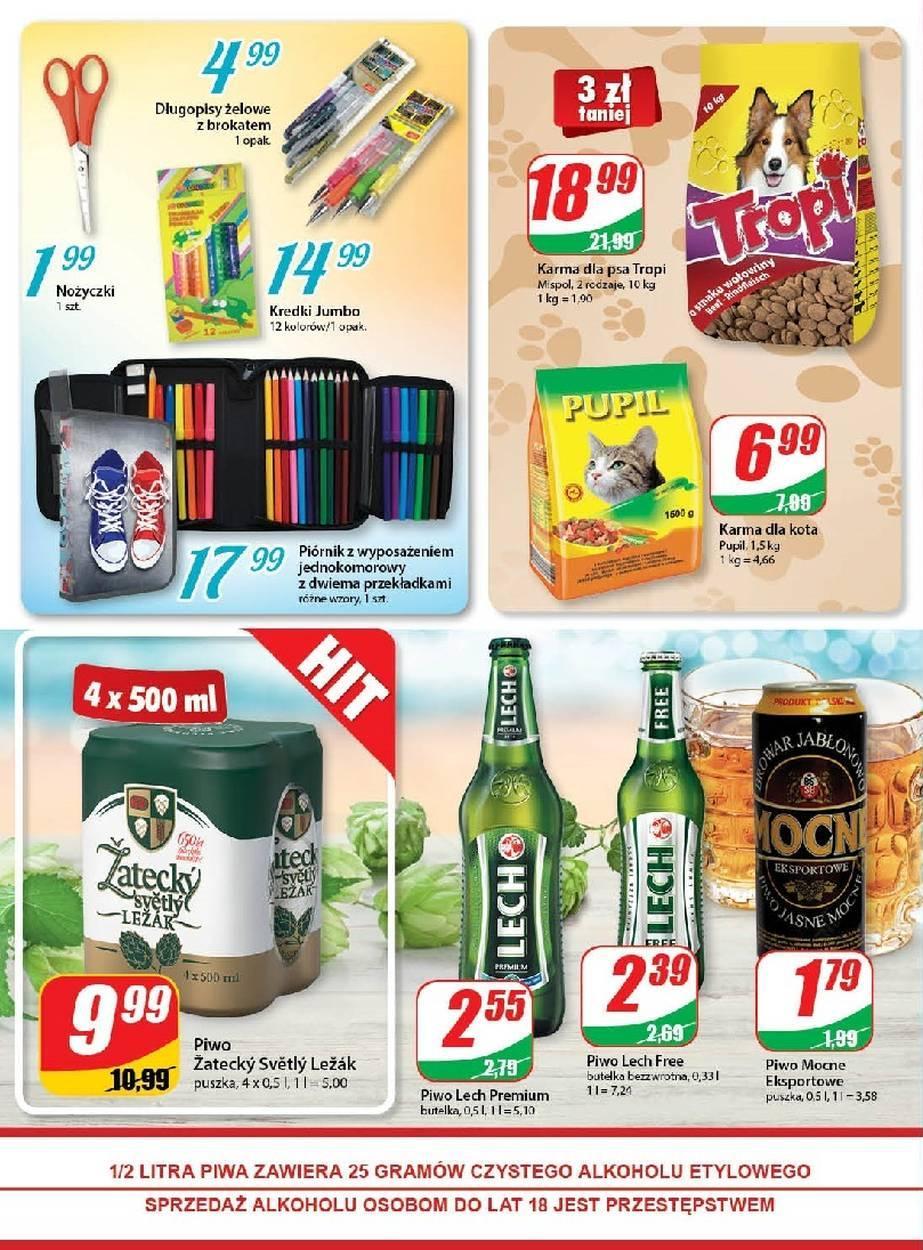 Gazetka promocyjna DINO do 11/07/2017 str.9