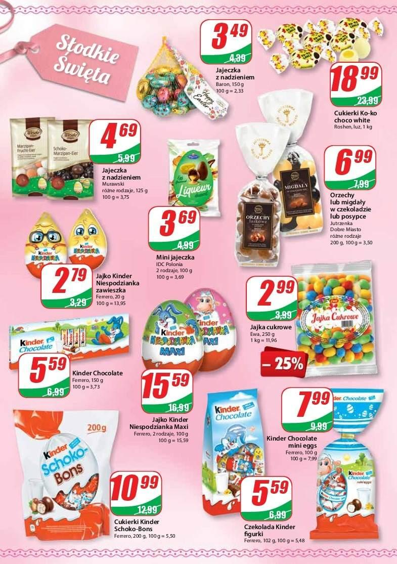 Gazetka promocyjna DINO do 03/04/2018 str.5