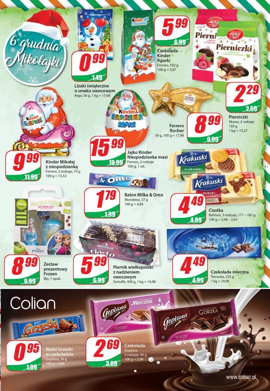 Gazetka promocyjna DINO do 12/12/2017 str.8