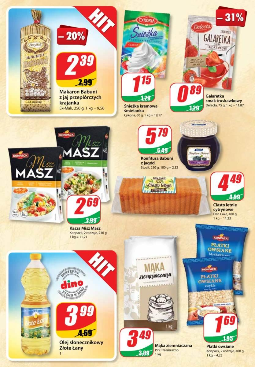 Gazetka promocyjna DINO do 17/07/2018 str.5