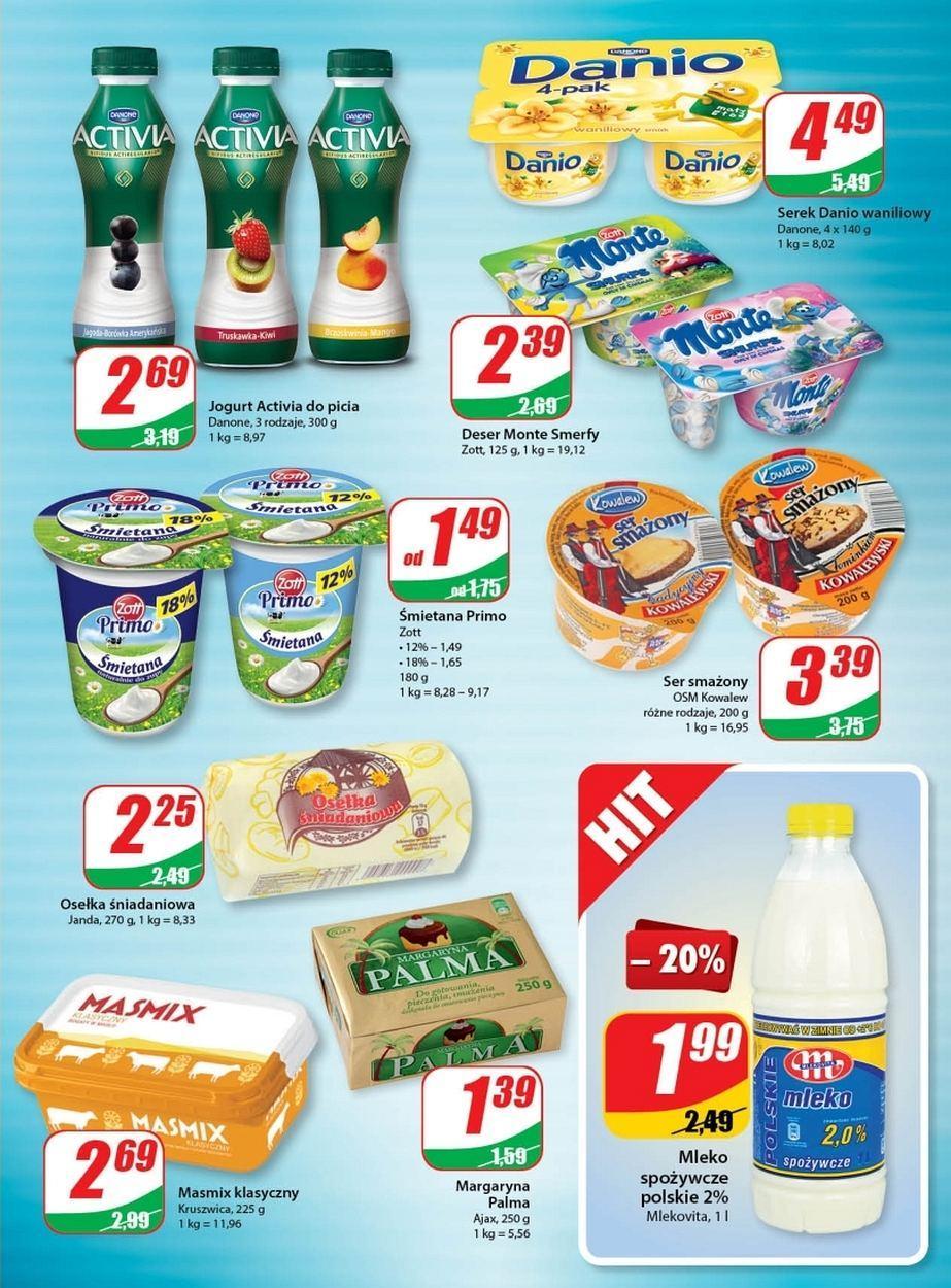 Gazetka promocyjna DINO do 21/08/2017 str.2