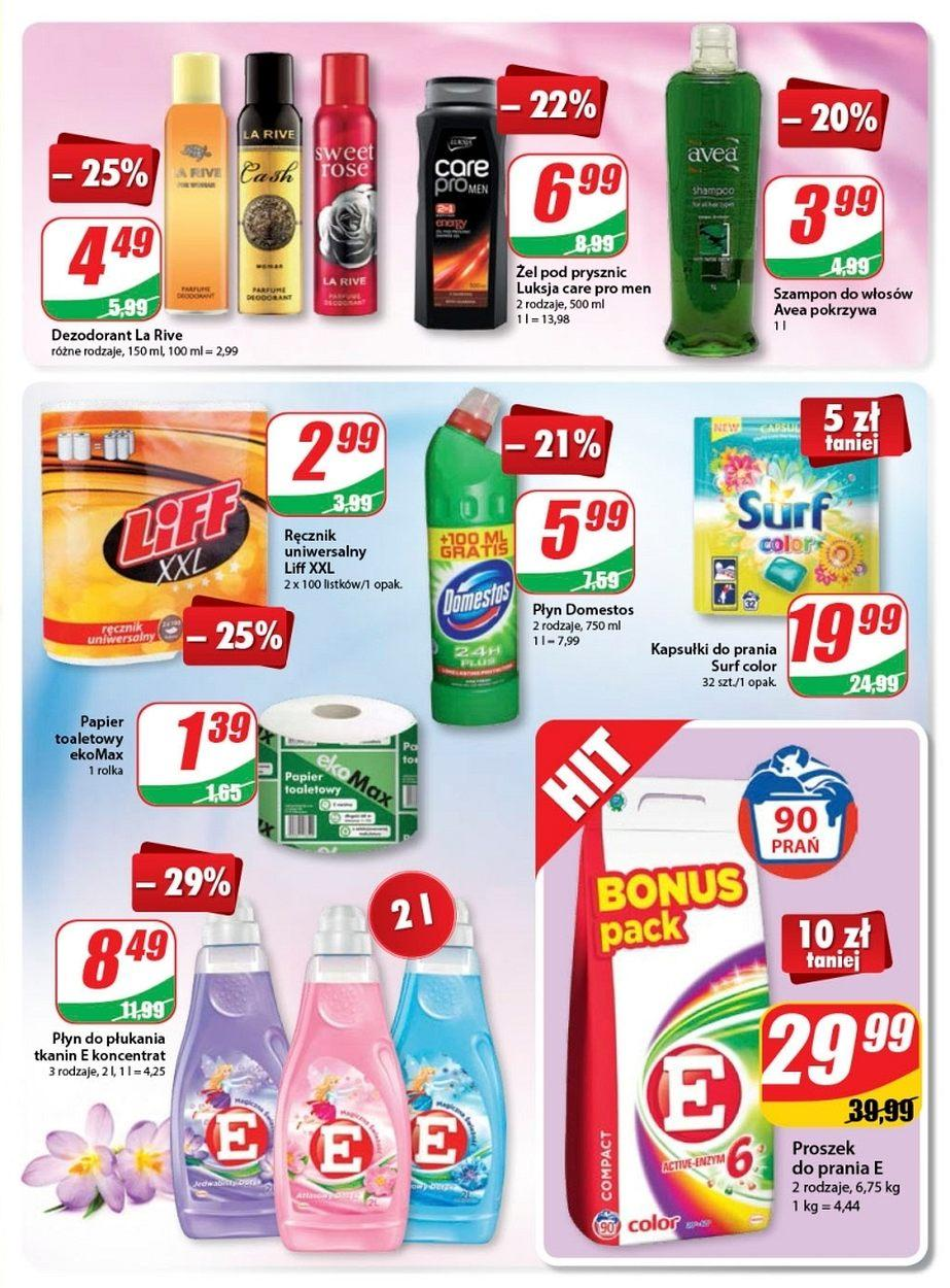 Gazetka promocyjna DINO do 25/07/2017 str.10