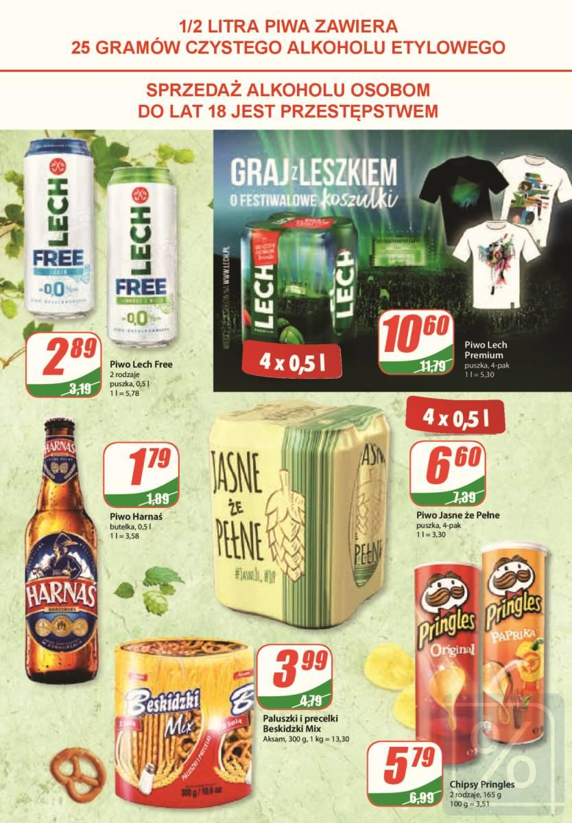 Gazetka promocyjna DINO do 31/07/2018 str.8