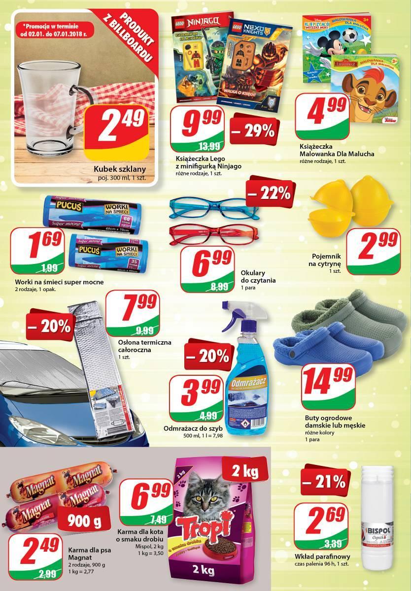 Gazetka promocyjna DINO do 09/01/2018 str.9