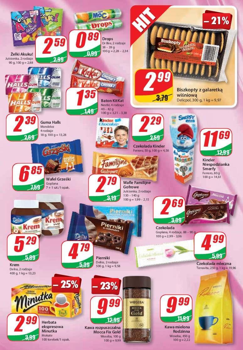 Gazetka promocyjna DINO do 09/10/2018 str.7