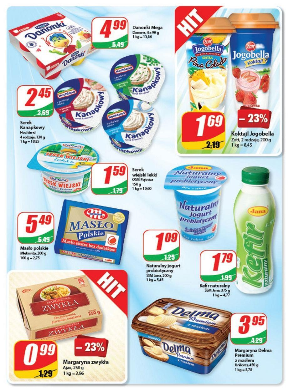 Gazetka promocyjna DINO do 01/08/2017 str.2