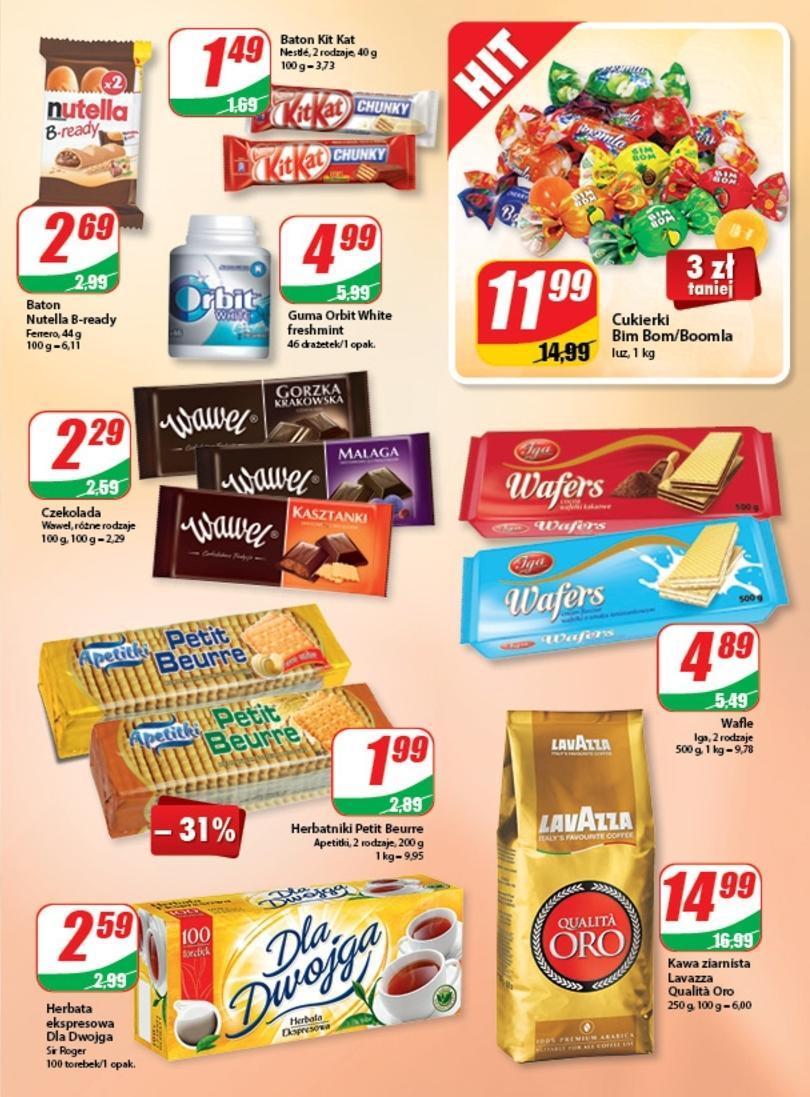 Gazetka promocyjna DINO do 29/08/2017 str.6