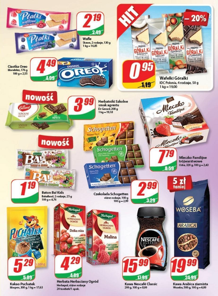 Gazetka promocyjna DINO do 19/09/2017 str.6