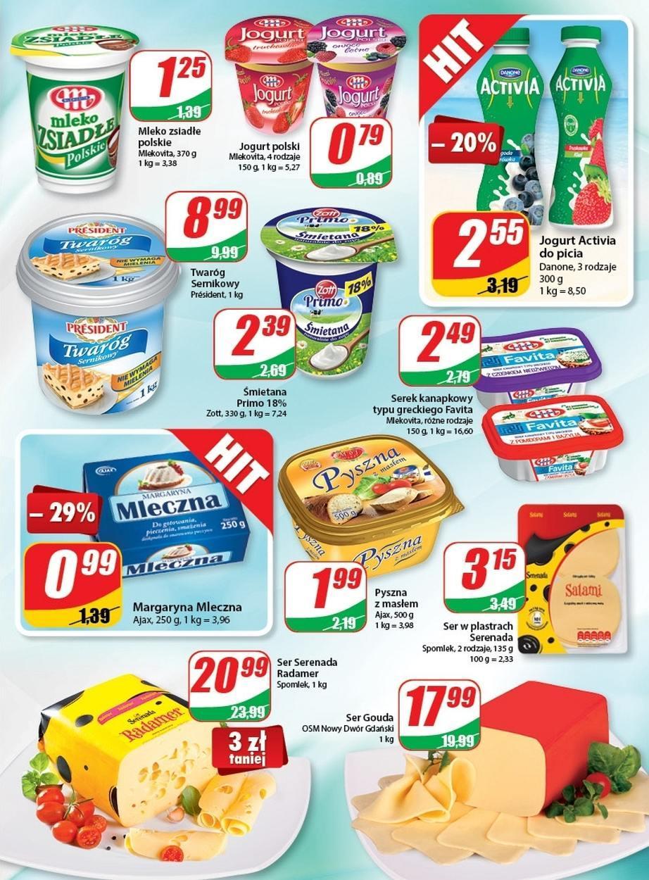 Gazetka promocyjna DINO do 18/07/2017 str.2