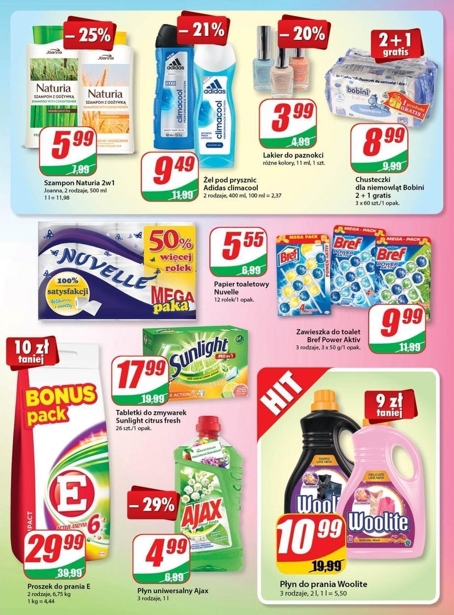 Gazetka promocyjna DINO do 21/08/2017 str.10