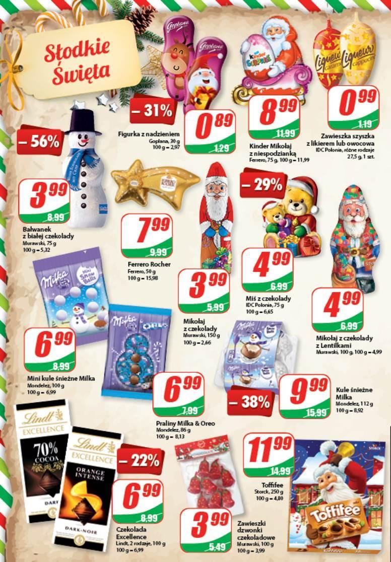 Gazetka promocyjna DINO do 26/12/2017 str.7