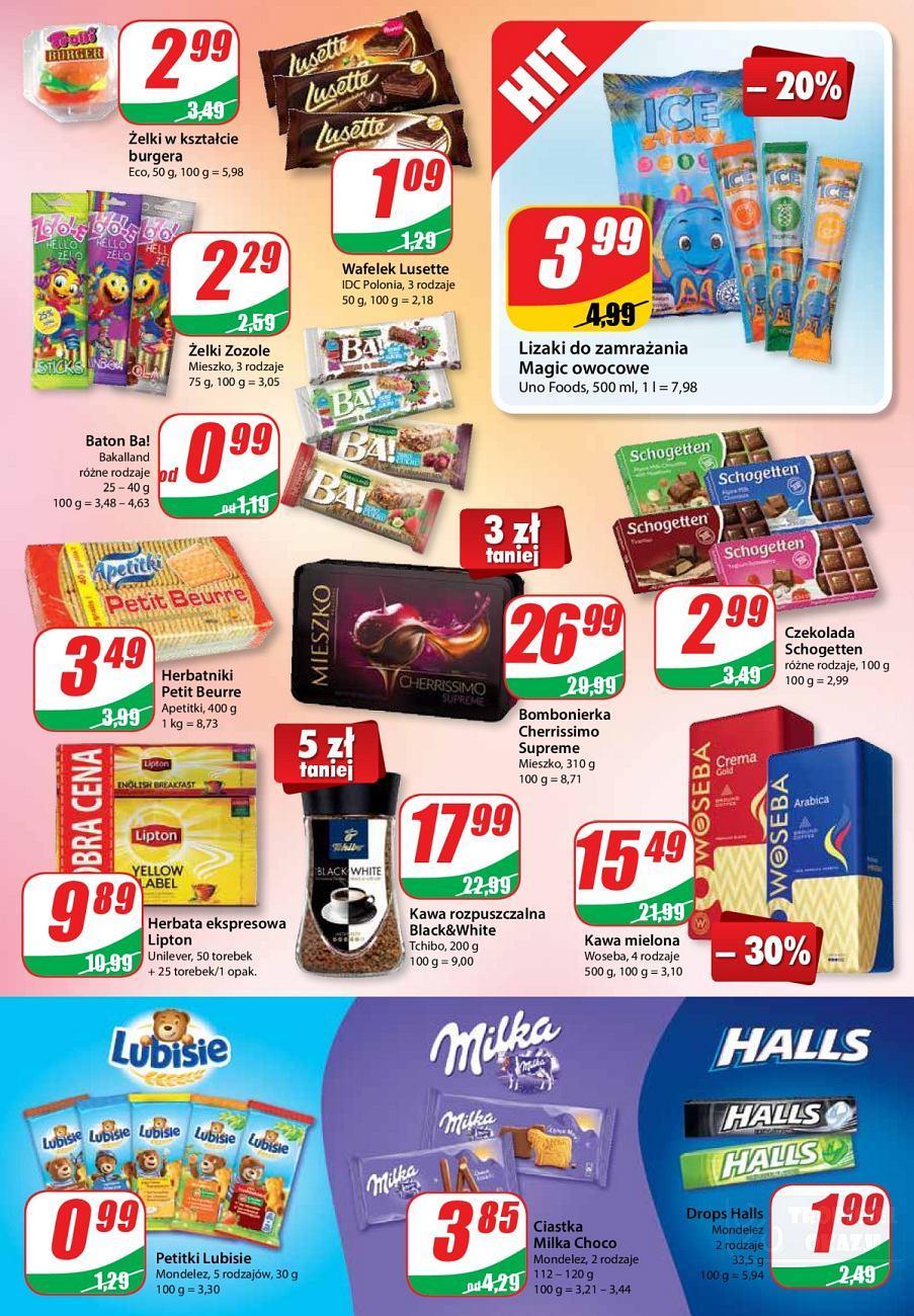 Gazetka promocyjna DINO do 21/08/2018 str.6