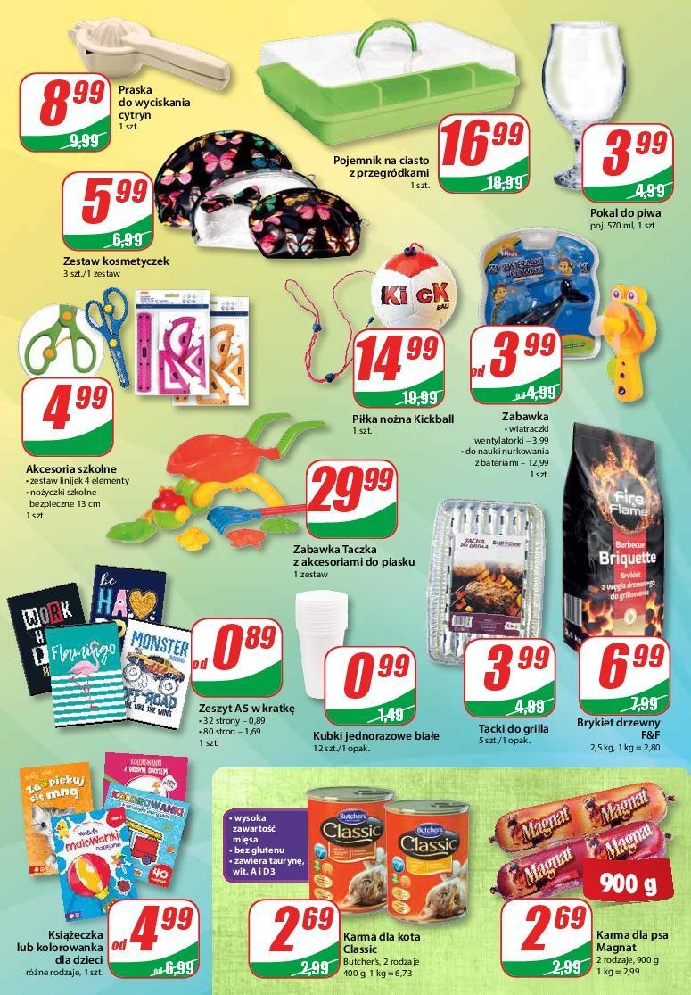 Gazetka promocyjna DINO do 24/07/2018 str.9