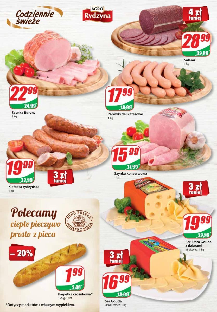 Gazetka promocyjna DINO do 17/07/2018 str.1