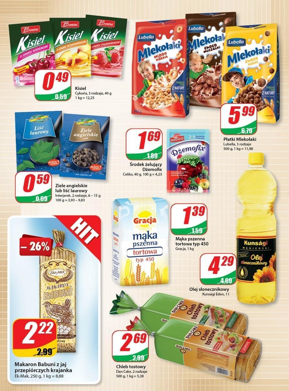 Gazetka promocyjna DINO do 21/08/2017 str.5