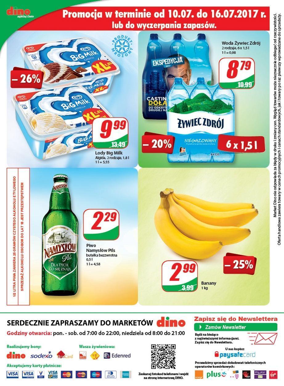Gazetka promocyjna DINO do 18/07/2017 str.11