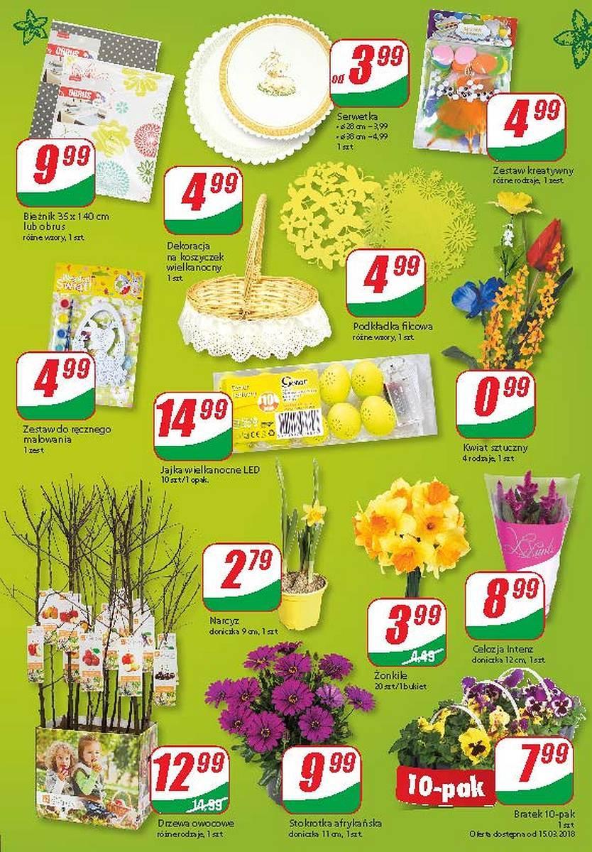 Gazetka promocyjna DINO do 20/03/2018 str.8