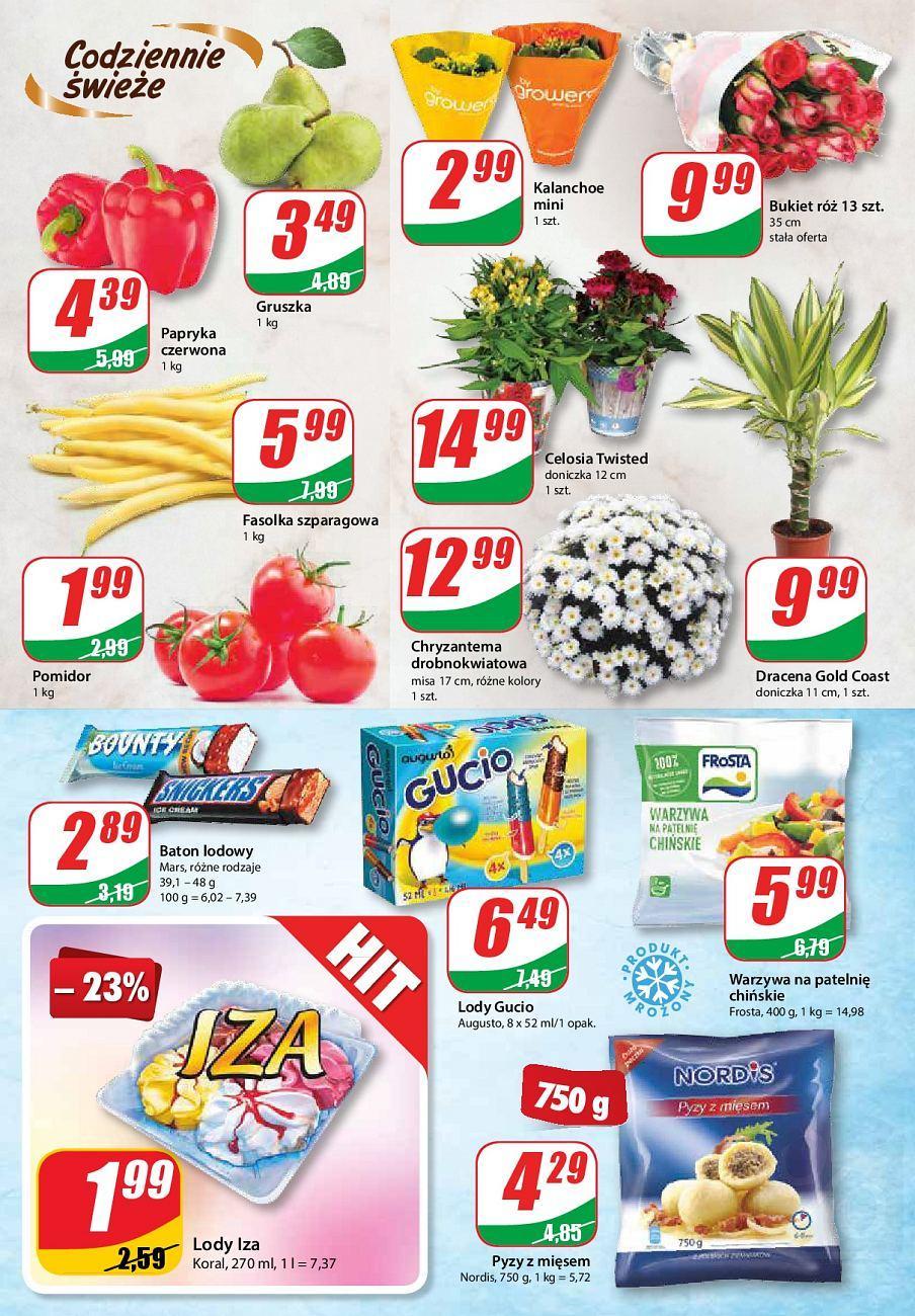 Gazetka promocyjna DINO do 14/08/2018 str.4