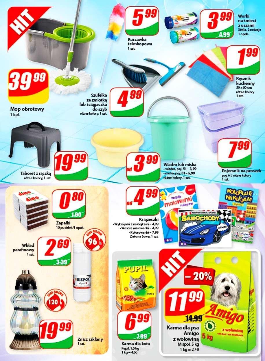 Gazetka promocyjna DINO do 24/10/2017 str.9
