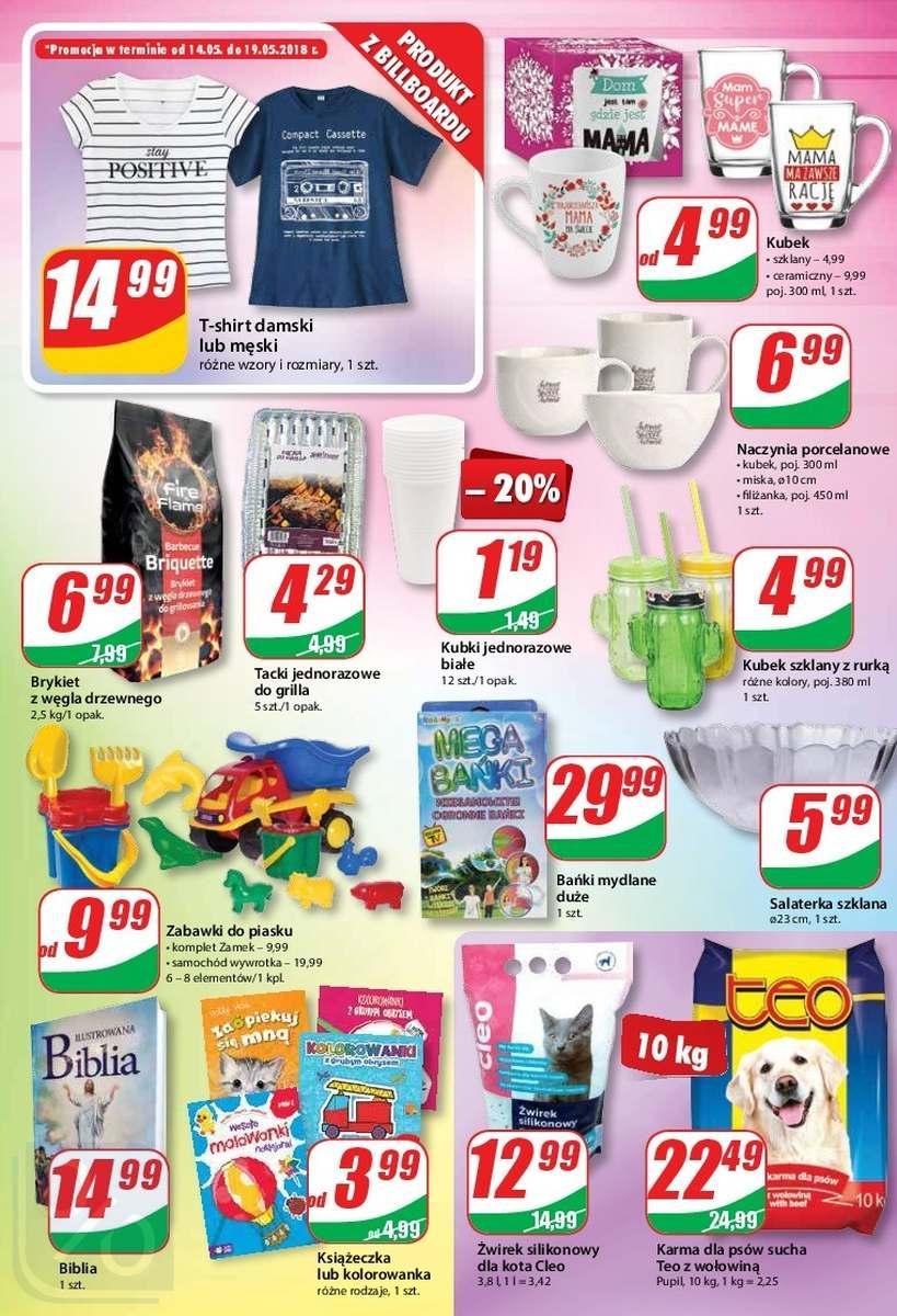 Gazetka promocyjna DINO do 22/05/2018 str.9