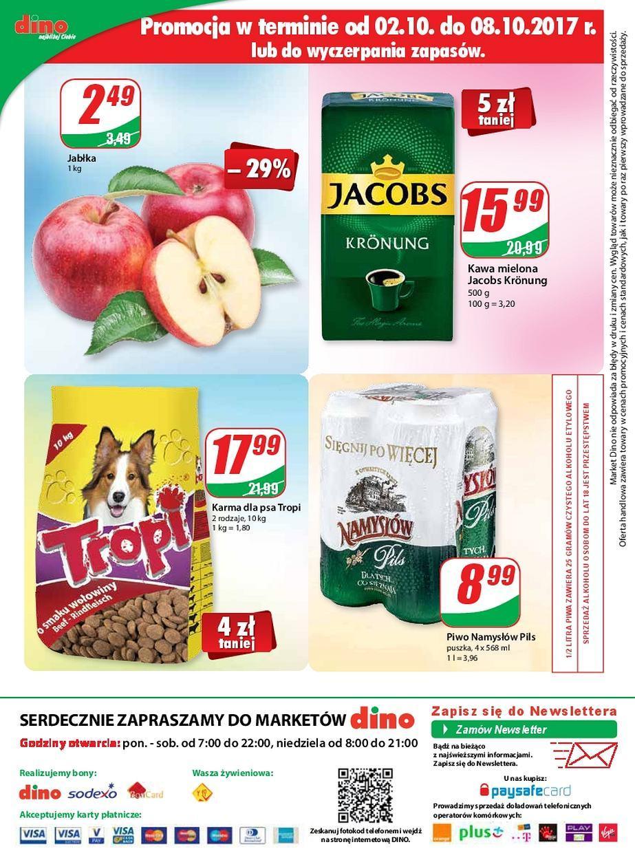 Gazetka promocyjna DINO do 10/10/2017 str.11