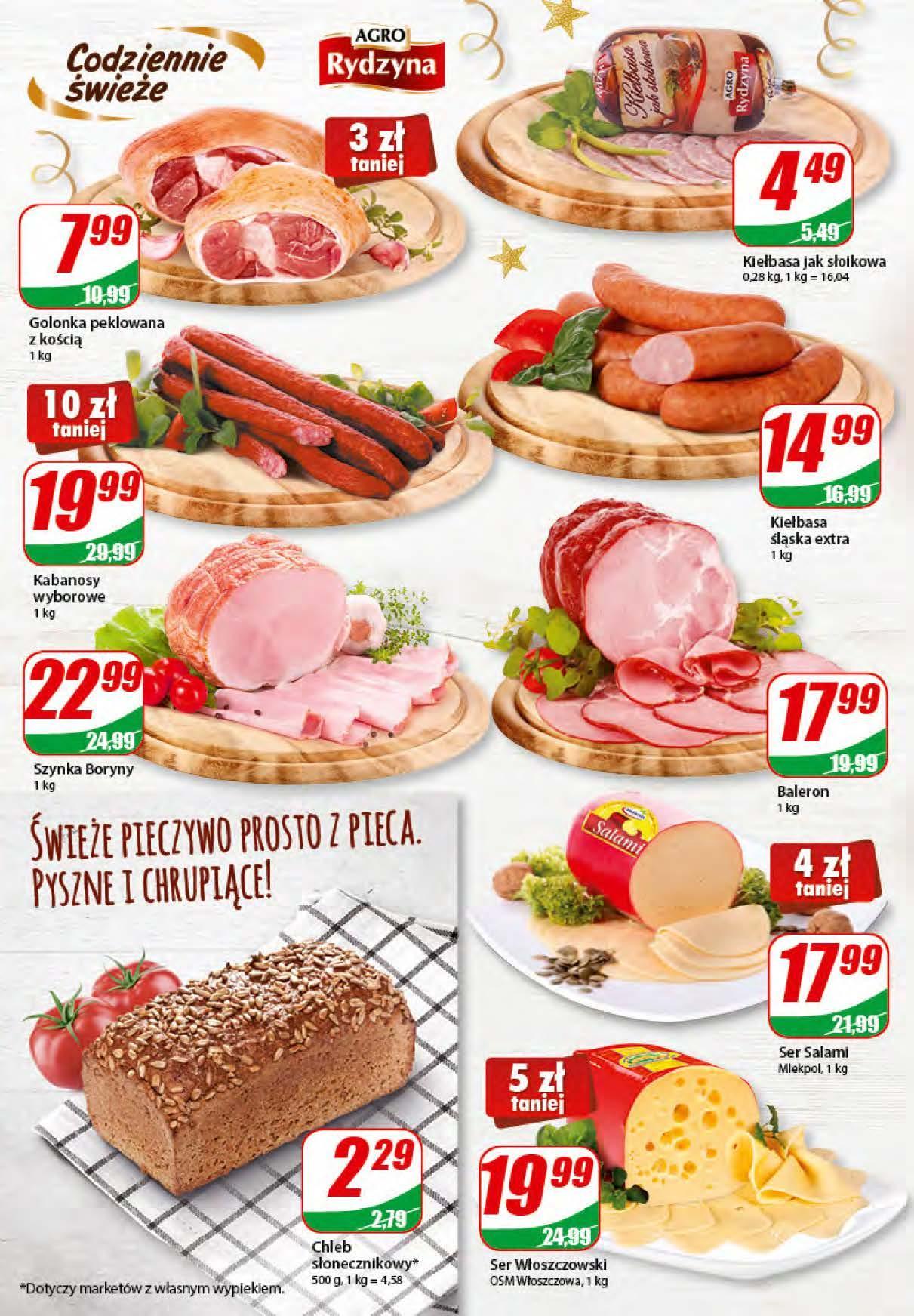 Gazetka promocyjna DINO do 31/12/2018 str.2