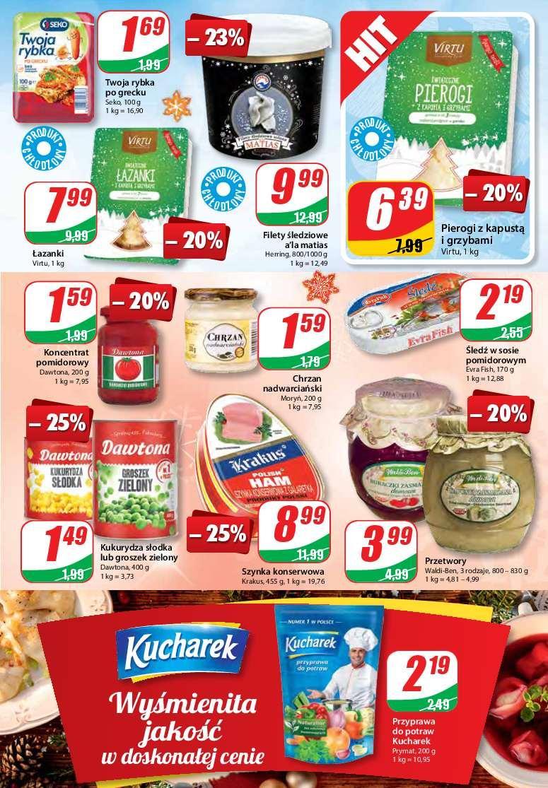 Gazetka promocyjna DINO do 19/12/2017 str.4