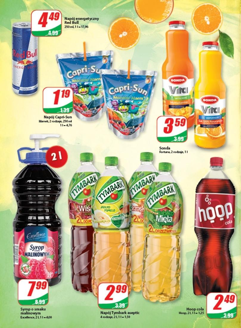 Gazetka promocyjna DINO do 29/08/2017 str.7