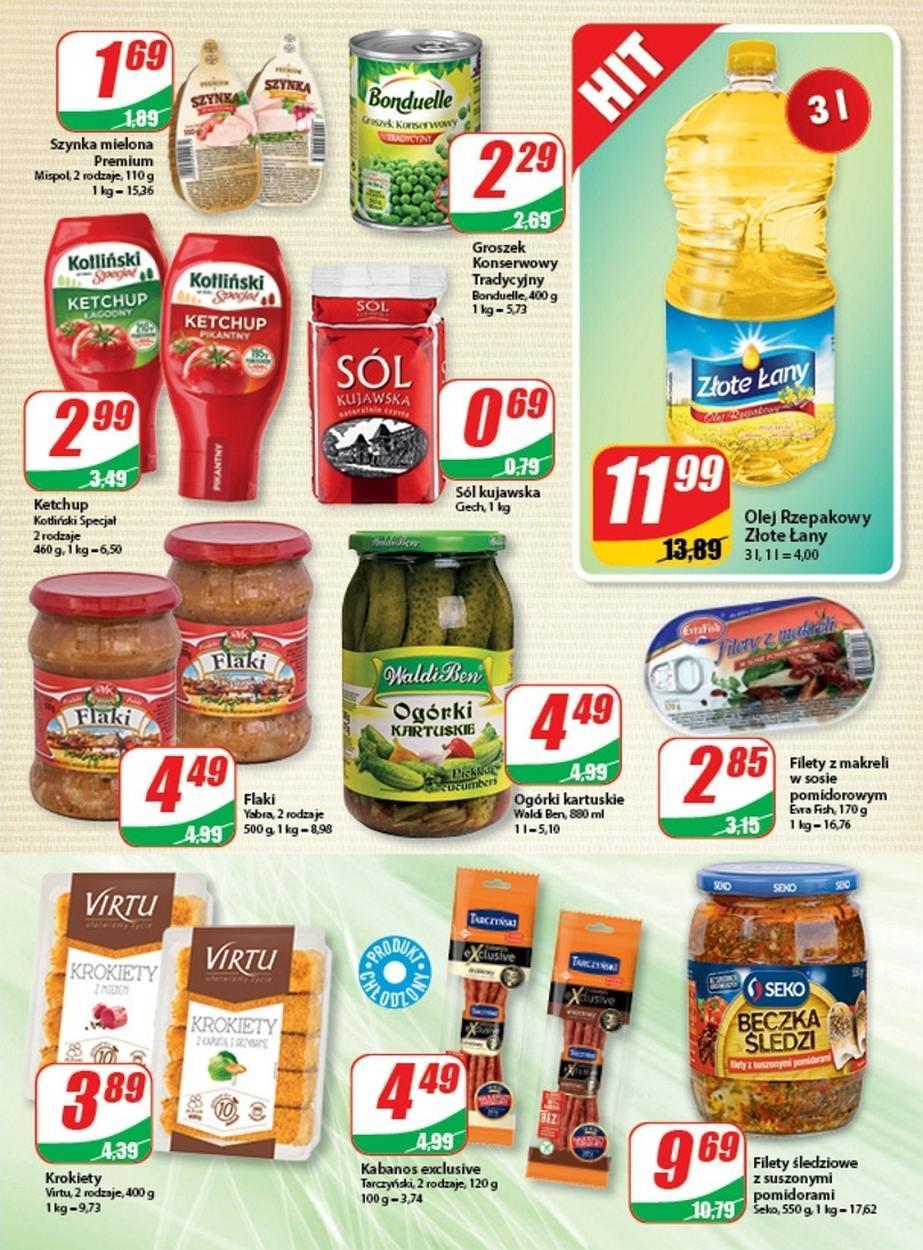 Gazetka promocyjna DINO do 03/10/2017 str.4