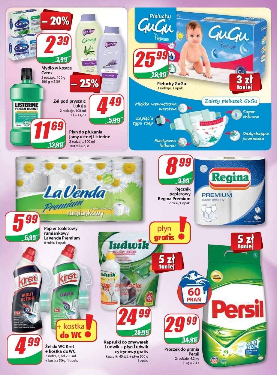 Gazetka promocyjna DINO do 14/08/2017 str.10