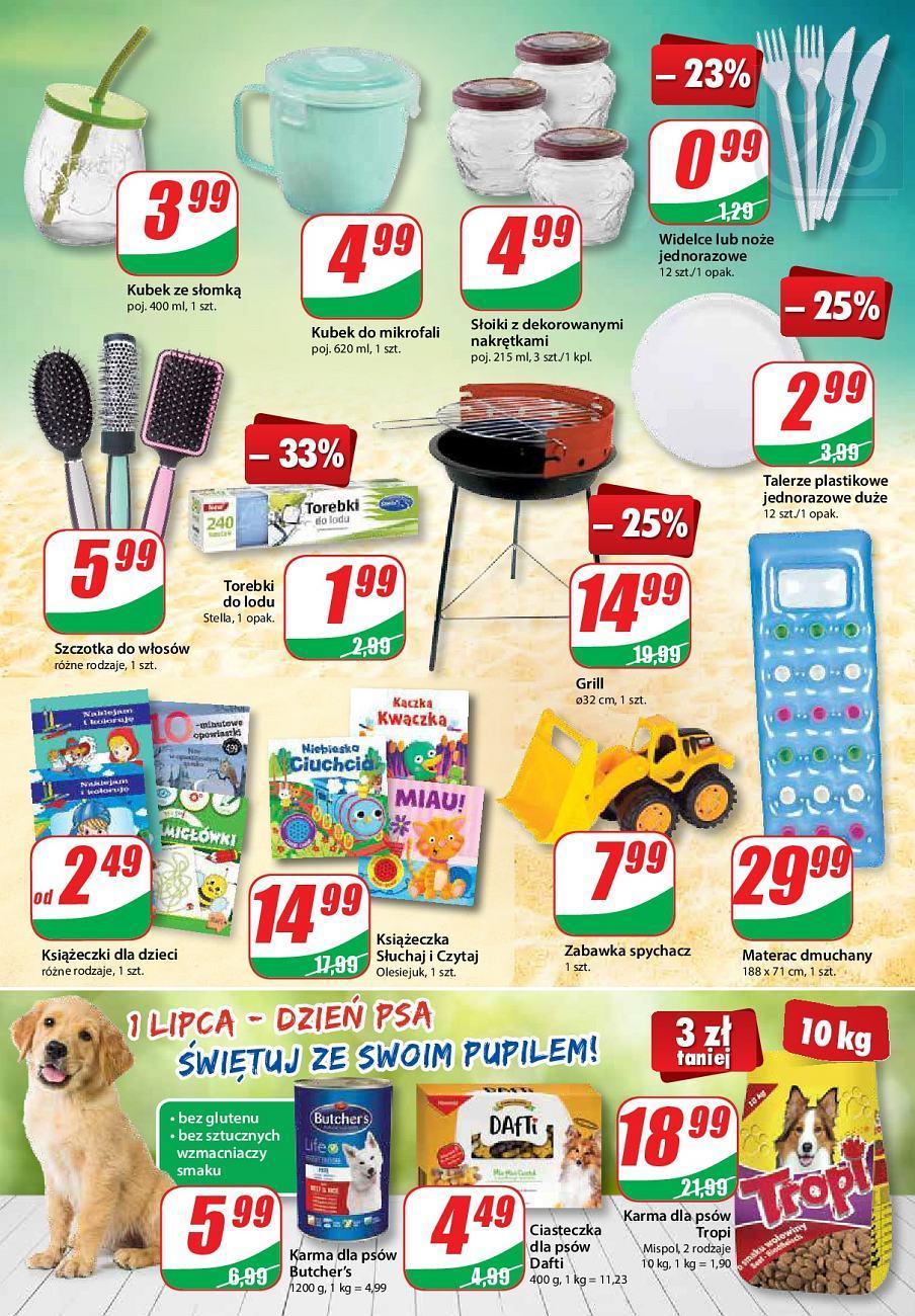 Gazetka promocyjna DINO do 03/07/2018 str.9