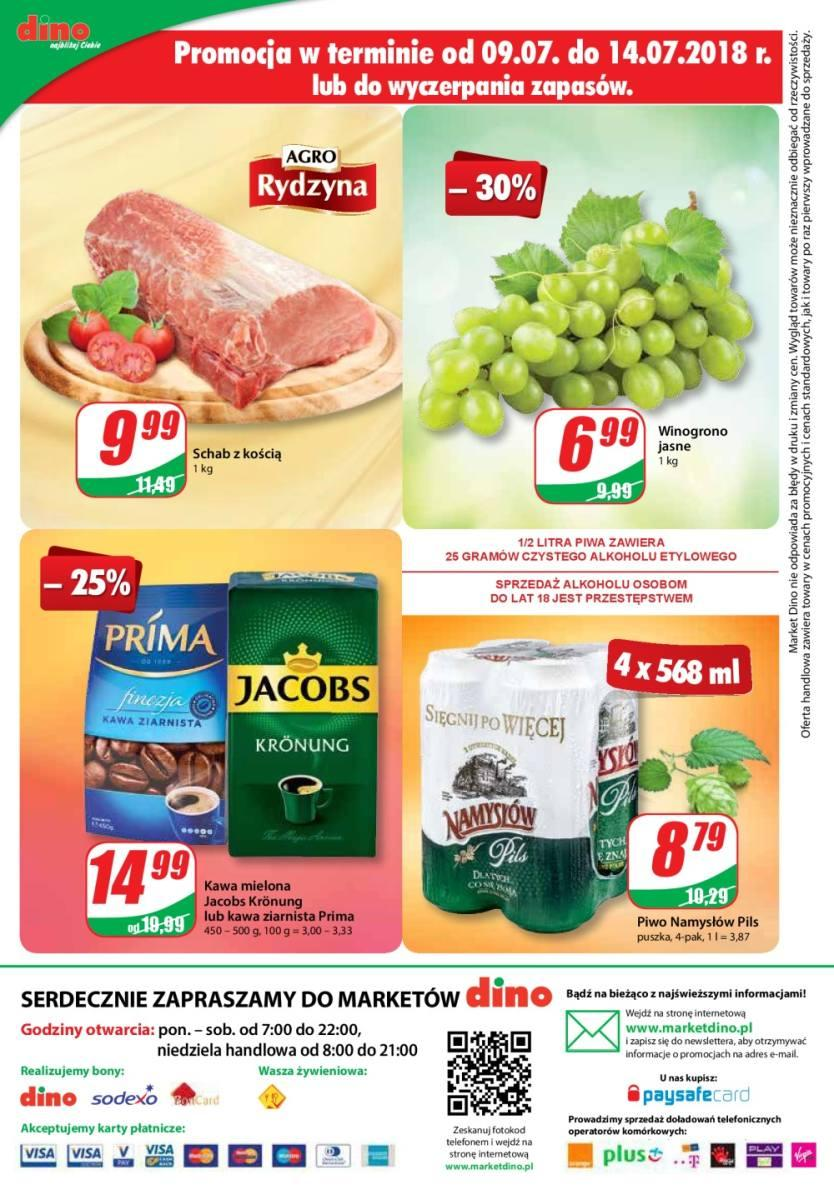 Gazetka promocyjna DINO do 17/07/2018 str.11